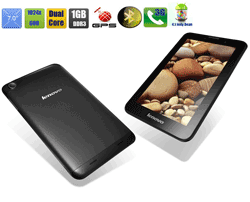 Review Tableta Lenovo Ideatab A1000