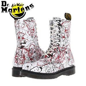 Ghete dama Dr.Martens 1490 Eye Boot