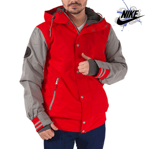 Geaca barbateasca Nike Hazed Jacket