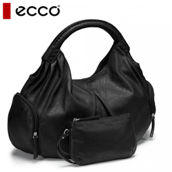 Geanta shopping Ecco Austin Black
