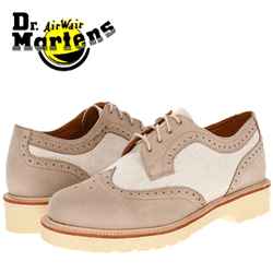 Pantofi Dr. Martens Carrington Brogue Shoe