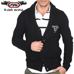 Cardigan barbatesc Ecko Unlimited Shawl