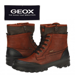Ghete barbati Geox Yeti Whisky Military
