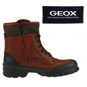 Ghete casual barbati Geox Yeti Whisky Military