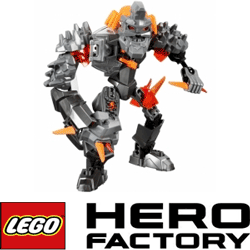Lego Hero Factory - Figurina Bruizer
