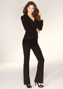 Costum dama Laura Scott blazer - pantalon