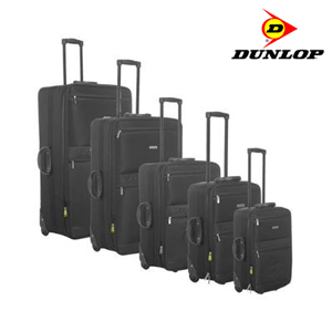 Set 5 Trolere de calatorii Dunlop