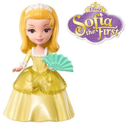 Papusa Amber din Sofia the First