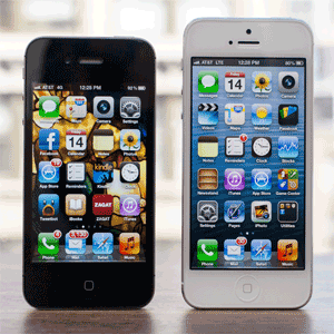 Diferente iPhone 5 vs iPhone 4