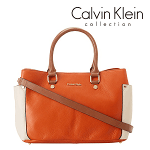 Geanta dama CK Key Items culoare Orange