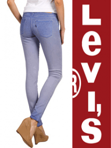 Levi's Made & Crafted Skinny Jeans de dama