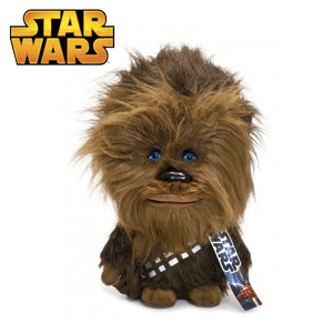 Jucarie Star Wars Chewbacca din plus
