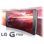 Review si preturi Smartphone LG G Flex - ecran Gorilla Glass flexibil