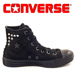 Bascheti Converse cu tinte All Star Collar