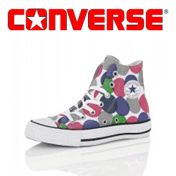 Bascheti Converse All Star Dot