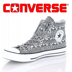 Bascheti Converse All Star Charcoal