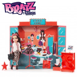 Set papusa Bratz - Bratz Boutique Jade Love