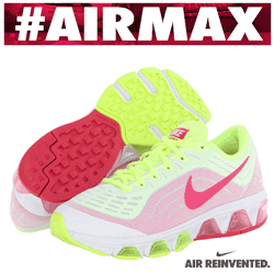 Nike Kids Air Max Tailwind 6 Volt Ice
