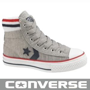 Bascheti copii Converse Star Player Sock Mid 617578