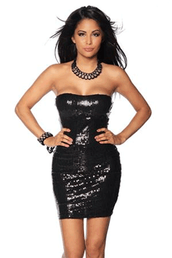 Rochie de club Night Spark