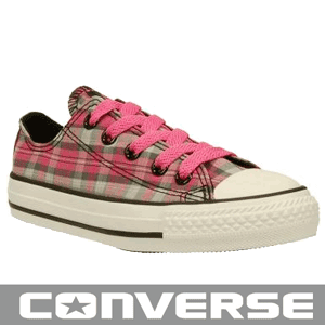 Tenisi cadrilati Converse All Star copii