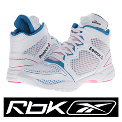 Ghete dama ReeBok Studio Pump 25th
