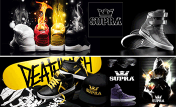 Supra Footwear - The Original Skate Shoes