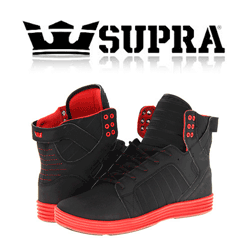 Supra Skytop Skate Shoes barbati