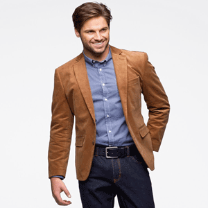 Sacouri barbatesti, eleganta smart casual