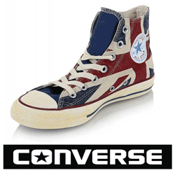 Bascheti Converse UK Flag 135504C CT