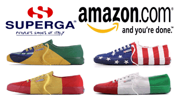 Superga Fashion Sneaker on sale on amazon US