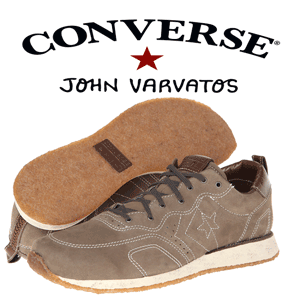Converse by John Varvatos Racer Ox Brown din piele