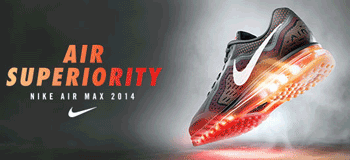 Nike Air Max - Air Superiority - Ghete sport barbati