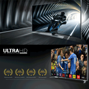 Samsung Curved UHDTV Altex