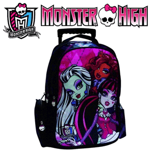 Troler Monster High fetite 6-15 ani