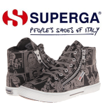 Bascheti Superga Kids 2224 Fantasy Cotuj Comedy