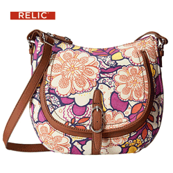 Genti dama Crossbody Relic Layton Top Zip