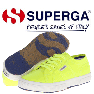 Superga Kids 2750 Cotjflou Tenisi copii