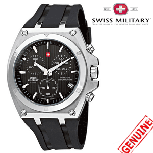 Swiss Military Chronograph 20083ST-1RUB