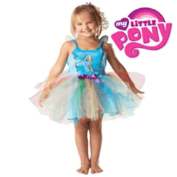 Costume fetite My Little Pony Rainbow Dash