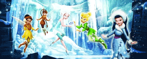 Fototapet Disney Fairies