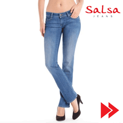 Jeans Salsa Wonder Push Up in Romania