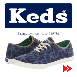 Keds Champion Seasonal Print
