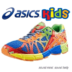 see on amazon.co.uk Asics - Kids Gel-Noosa Tri 9 Gs
