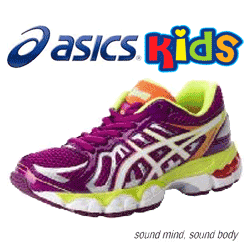 On sale ASICS Gel Nimbus 15 GS Running Shoe on amazon