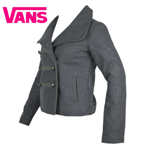 Jacheta dama Vans Anchor Jacket