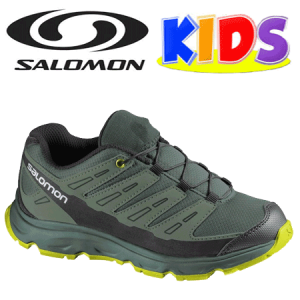 Ghete sport Salomon Synapse K copii
