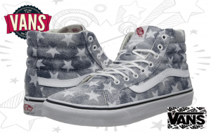 Fashion Skate Shoes VANS (femei si adolescente)