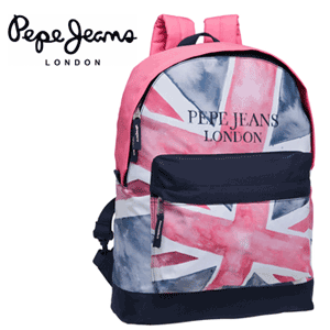 Rucsac Steagul Angliei Pepe Jeans London