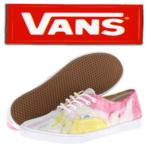 Tenisi colorati fete si femei Vans Authentic Lo Pro